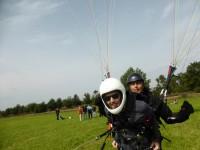 tandem proefles paragliding nederland