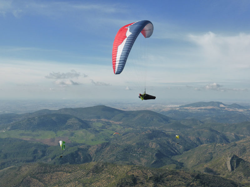 thermiek-gevorderd-paragliding-start